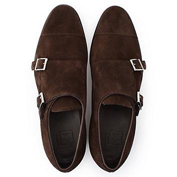 三陽山長(山長)の靴、ブーツ: Sanyo Yamacho Genshiro