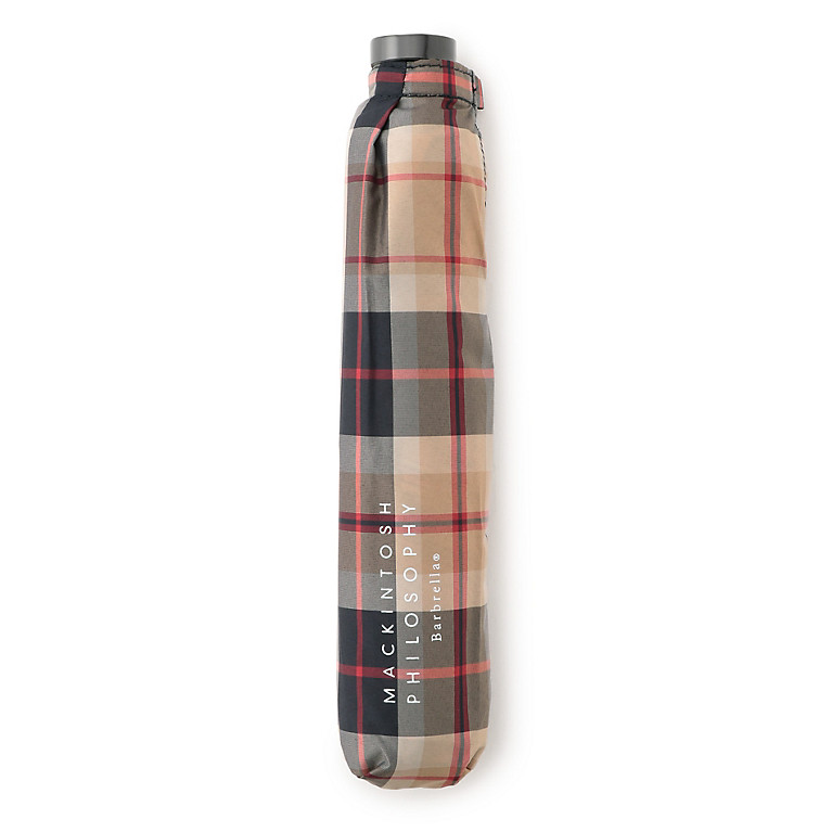 MACKINTOSH PHILOSOPHY MEN | 【Barbrella®】55cmタイプ軽量ミニ傘 ハウスチェック