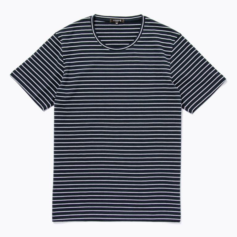 SALE【MACKINTOSH LONDON MENS マッキントッシュロンドン メンズ】 ボーダー天竺Tシャツ ネイビー