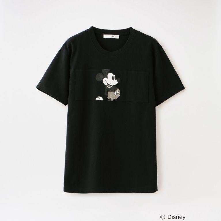 【LOVELESS】 【south for F 17-6】MEN Tシャツ 19AWF-10 ブラック