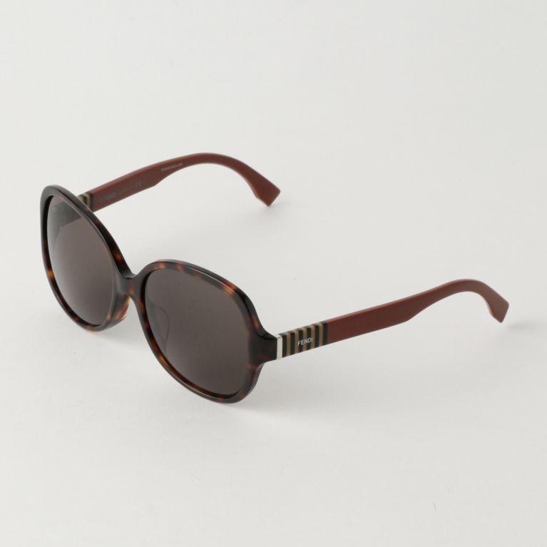 SALE【GUILD PRIME ギルドプライム】 【FENDI eyewear】WOMENS サングラス-FF0147KS- ブラウン