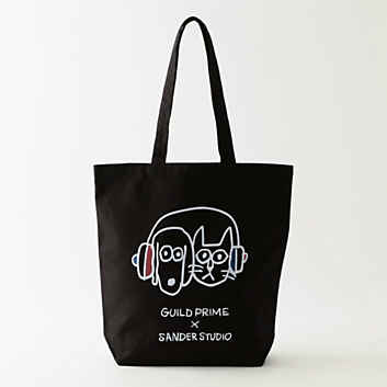 ☆☆【SANDER STUDIO×GUILD PRIME】トリコロールヘッドフォントートバッグ