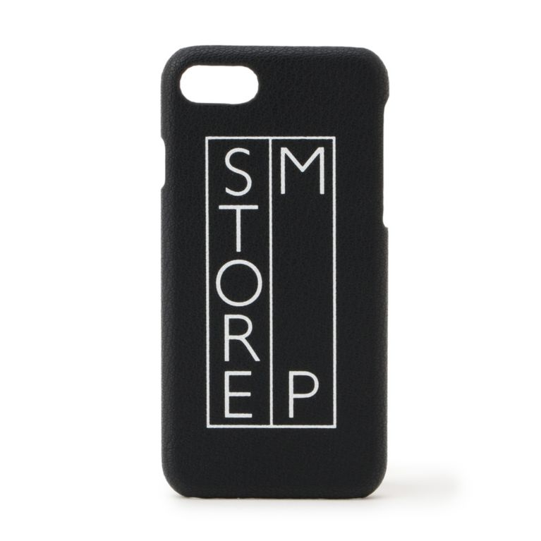 <三陽商会>【エムピー ストア(MP STORE)】MPS iPhoneケース ブラック