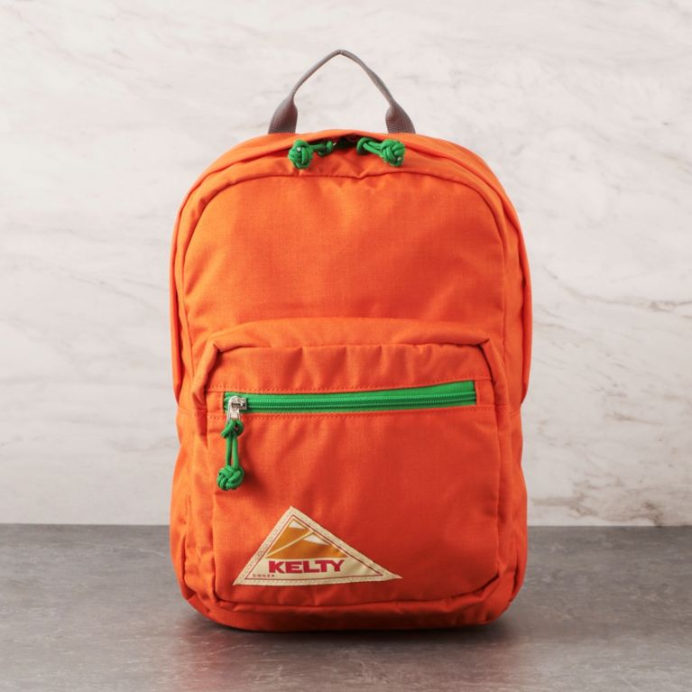 22%OFF!SALE<三陽商会>【バイヤーズコレクション(BUYER'S COLLECTION)】【KELTY】【FOR KIDS】CHILD DAY PACK 2.0 オレンジ系 定価 6264円から 1404円値引!画像
