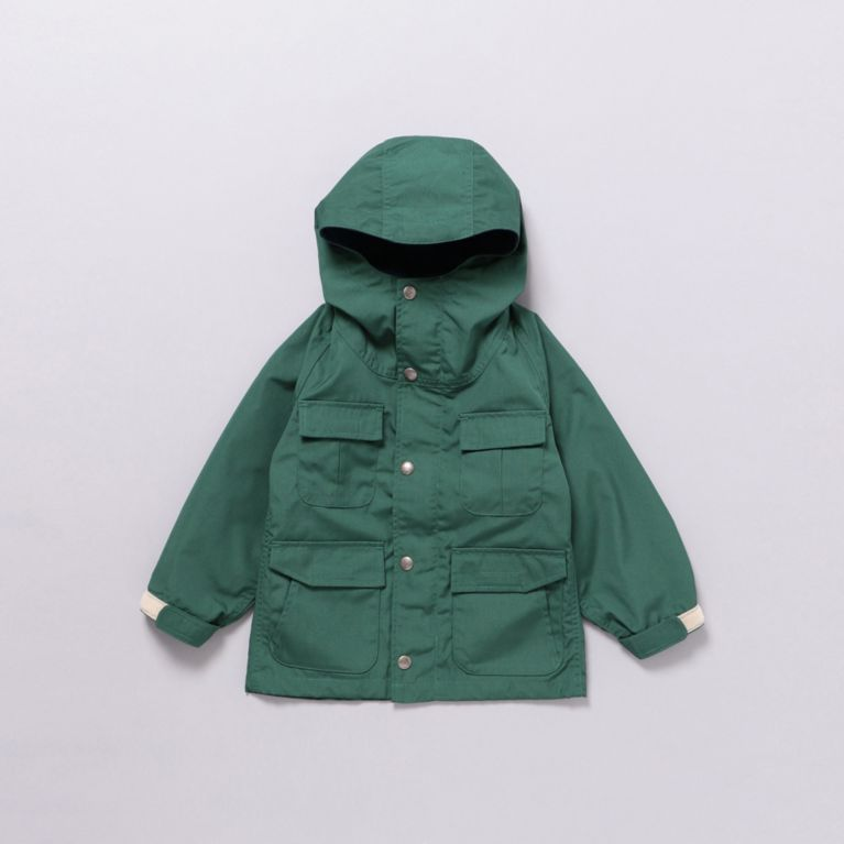 45%OFF!SALE<三陽商会>【バイヤーズコレクション(BUYER'S COLLECTION)】【SIERRA DESIGNS】【FOR KIDS】65/35 MOUNTAIN TRAIL PARKA グリーン系 定価 17820円から 8100円値引!画像